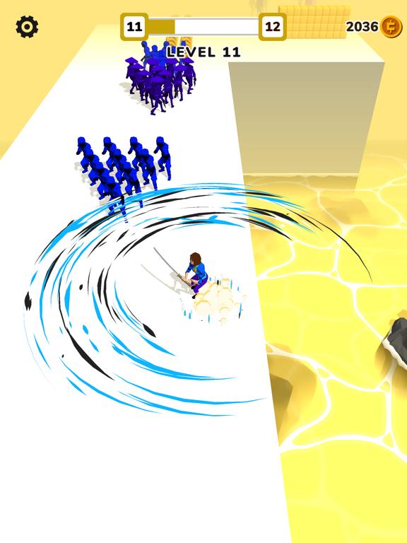 Crowd Master 3Dのおすすめ画像4