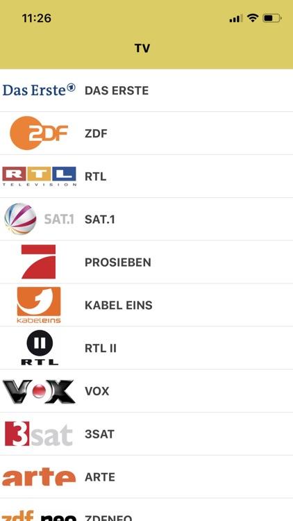 Tv Programm Deutschland