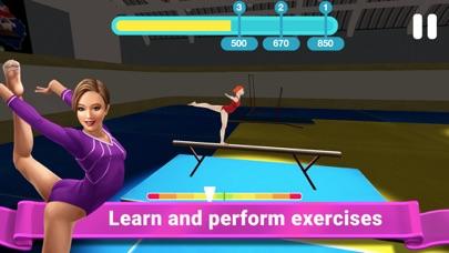 Athletic Gymnast - Sporty Art Screenshot 1