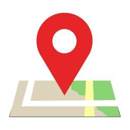 经纬定位-定位修改坐标系地理位置查看模拟
