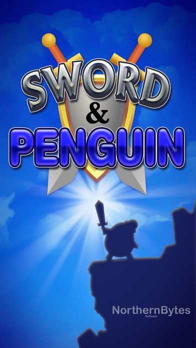 Screenshot from Sword & Penguin