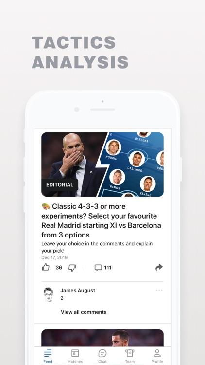 Real Live: Unofficial news app screenshot-5