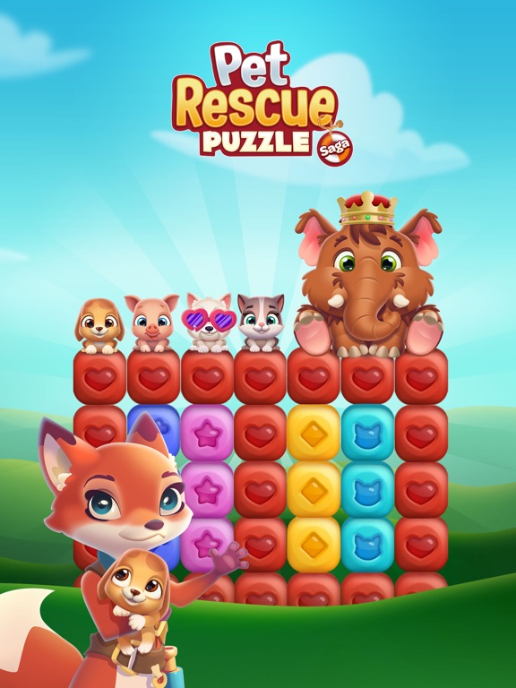 Screenshot #5 for Pet Rescue Puzzle Saga