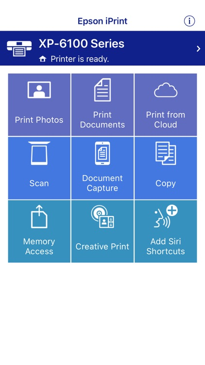 Epson iPrint screenshot-0