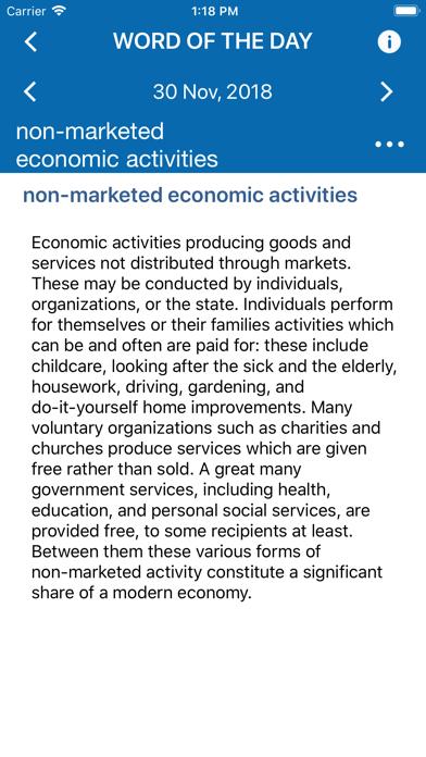 Oxford Dictionary of Economicsのおすすめ画像4