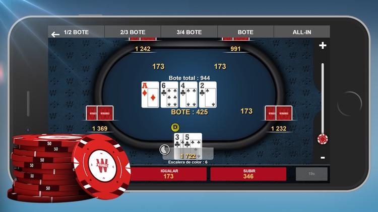 Winamax Poker screenshot-3