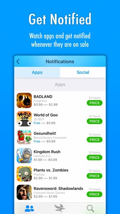 AppRaven: Apps Gone Free screenshot-6