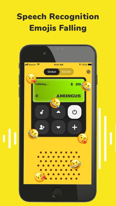 تطبيق «ووكي تاكي» للأصدقاءلقطة شاشة1