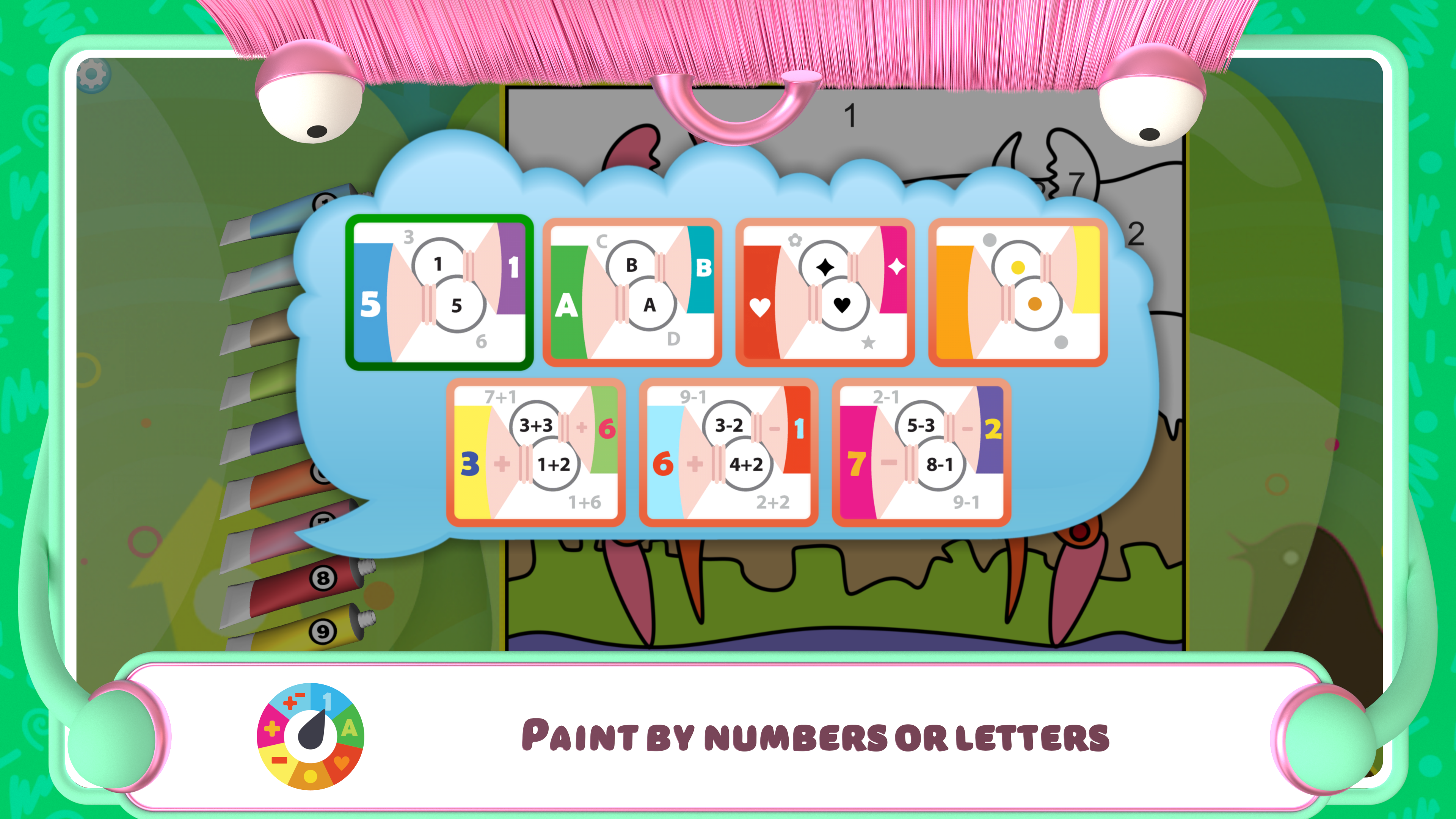 Color by Numbers - Animals screenshot 17