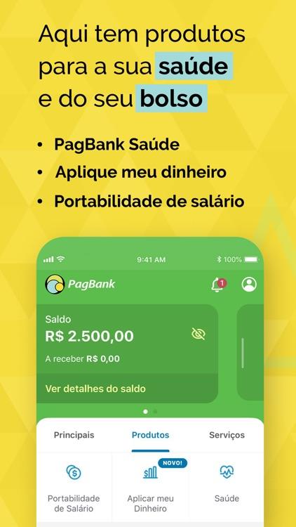 Banco PagBank PagSeguro screenshot-4