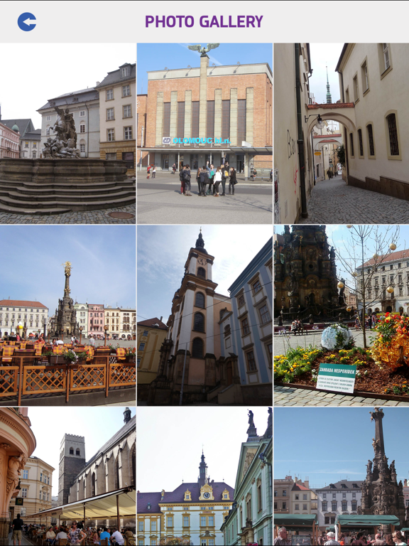 Olomouc Tourism screenshot 10