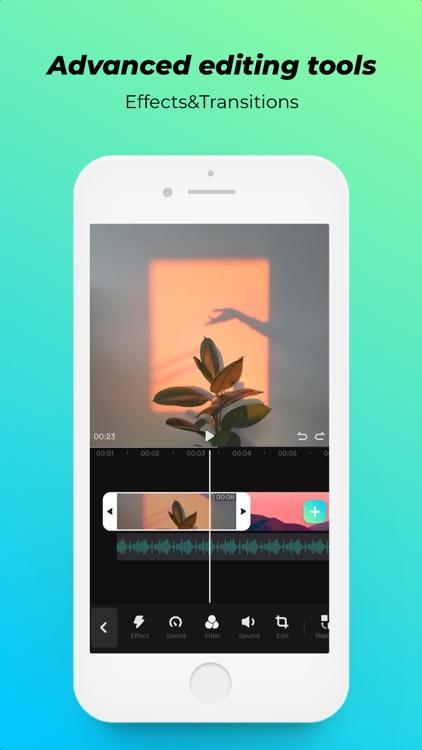 Viddup Video Maker & Template screenshot-4