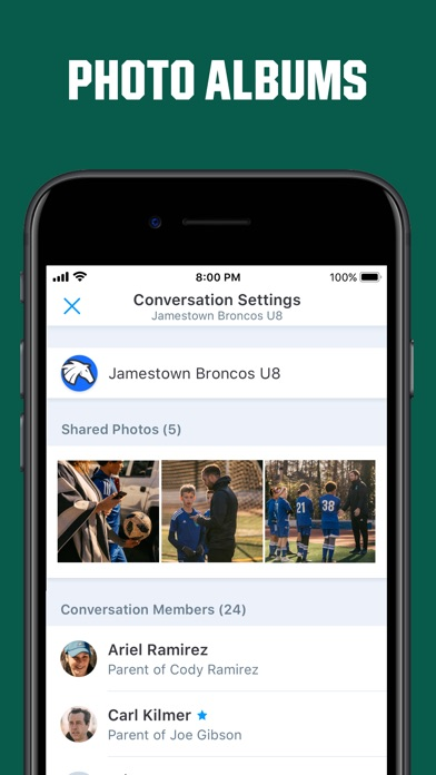 Screenshot for DICK'S Team Manager in United States App Store