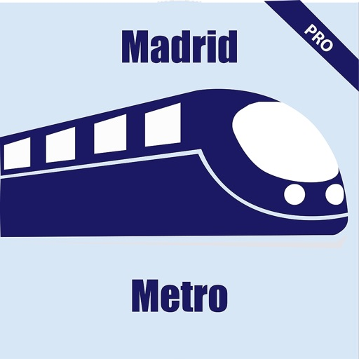 Madrid Metro Map and Route Pro