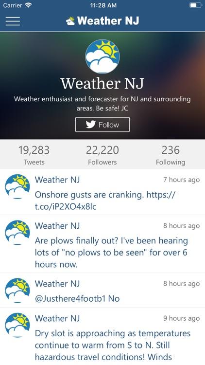 Weather NJ LLC screenshot-5