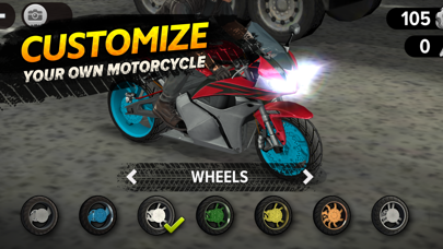 Highway Rider ScreenShot4