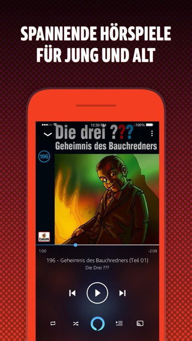 Screenshot for Amazon Music in Germany App Store