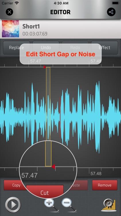AudioRoom screenshot-4