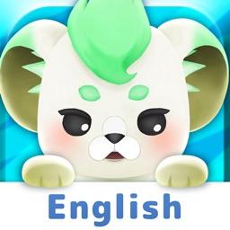 いつの間に英語習得-マグナとふしぎの少女