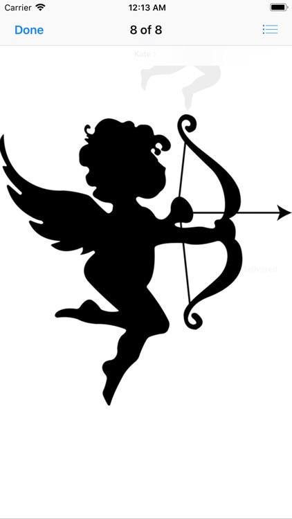 Cupid Stickers screenshot-8