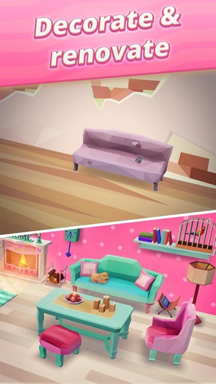Dream House Design: Home Decor screenshot-3