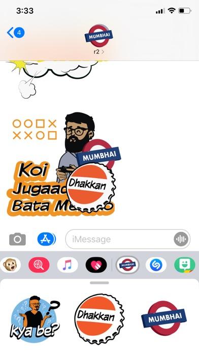 Mumbhai review screenshots