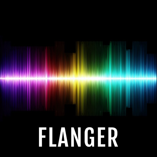 Flanger AUv3 Plugin icon