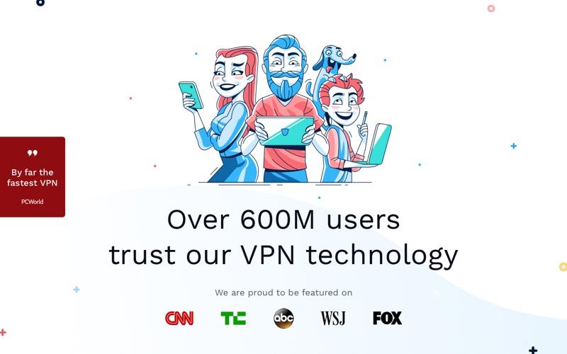 HotspotShield VPN & Wifi Proxy app image