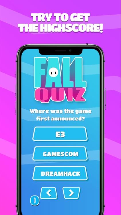 Quiz for Fall Guys Kudos Pro screenshot-3