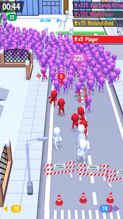 拥挤城市 screenshot-0