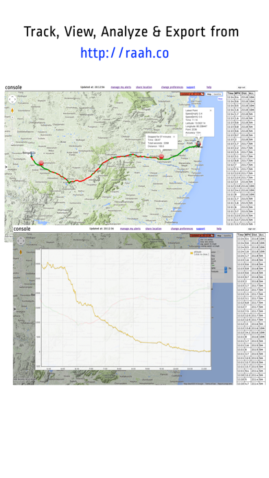 Route Tracker Pro Version screenshot three