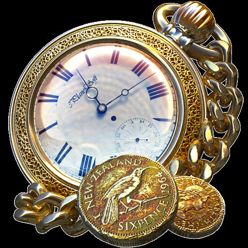 挂表壁纸 The Lost Watch 3D