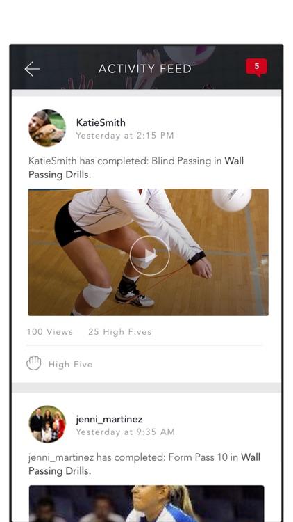 TopYa! Volleyball screenshot-4