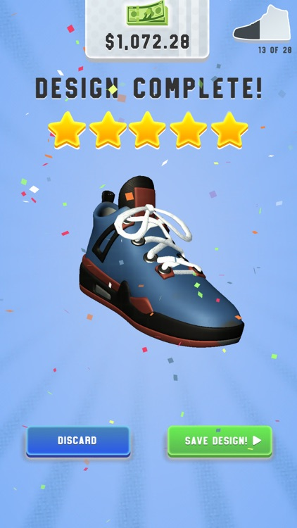 Sneaker Art! screenshot-3