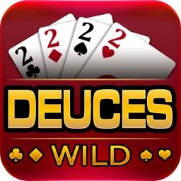 Deuces Wild Bonus Video Poker