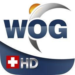 WoG.ch Game Shop für iPad