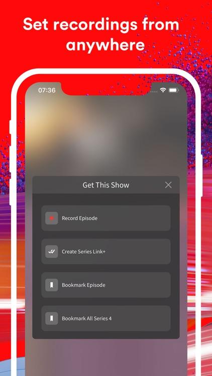 Virgin TV Control screenshot-4