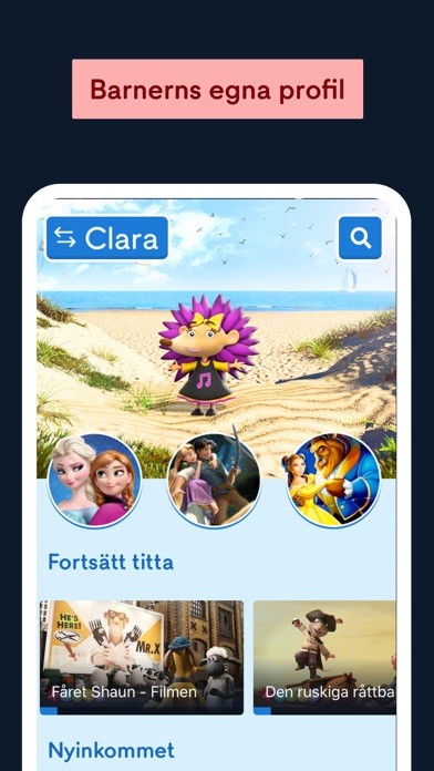 C More - Samlar familjen på PC