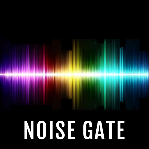 Noise Gate AUv3 Plugin icon