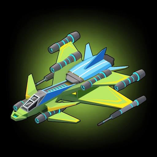Merge Spaceships - Idle Game