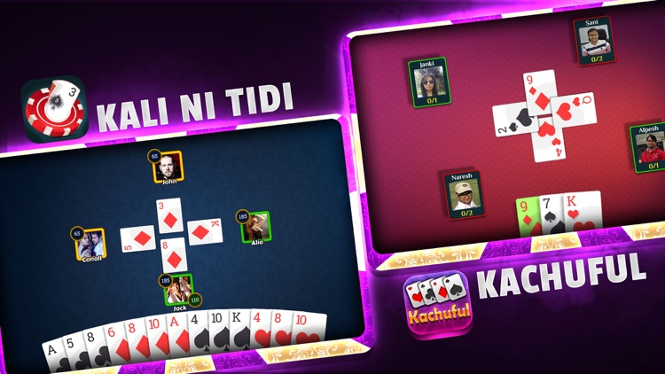 Collection of Indian Card Game screenshot-4