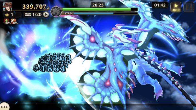 ヴァルキリーコネクト-至高のハイファンタジーRPG- screenshot-4