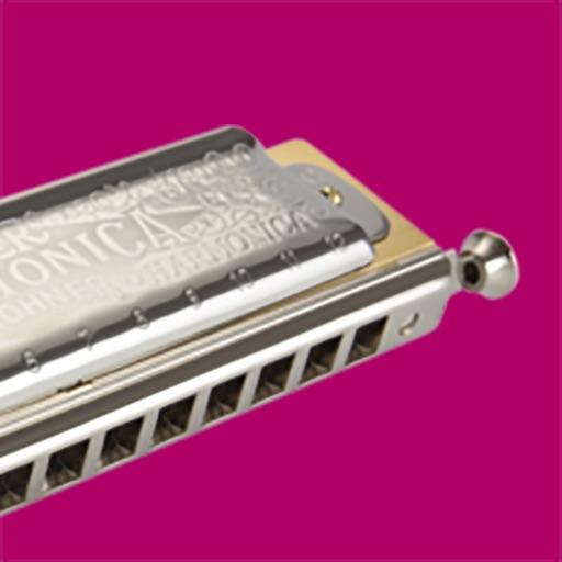 Chromatic Harmonica Prompter
