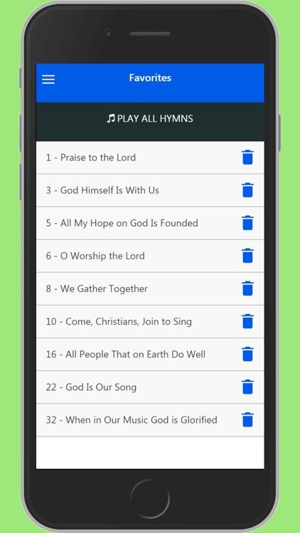 SDA Hymnal Adventist Pro screenshot-3
