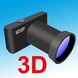 Wide Conversion Lens 3D