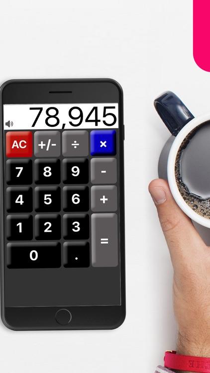 Calculator%. screenshot-5