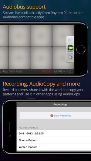Rhythm Pad Pro Screenshot