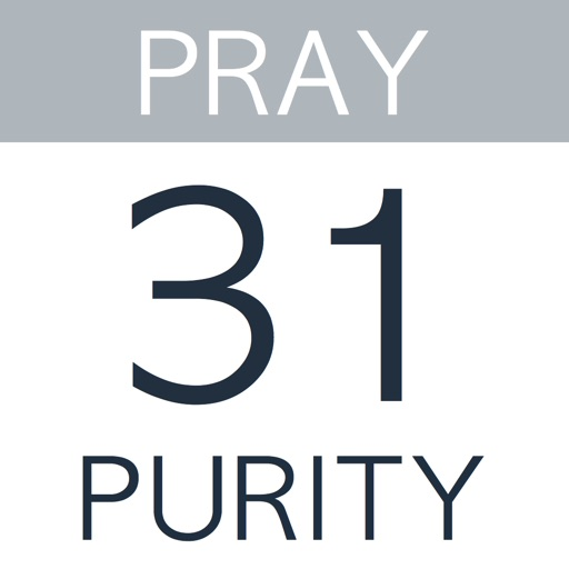 Pray For Your Purity: 31 Days