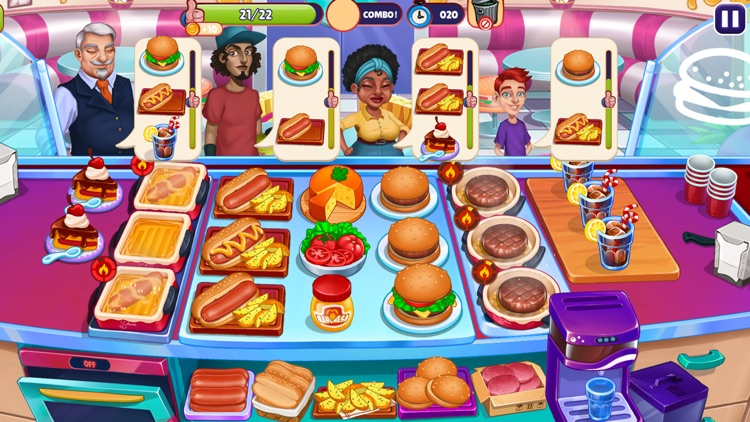 Cooking Fantasy - Restaurant screenshot-8
