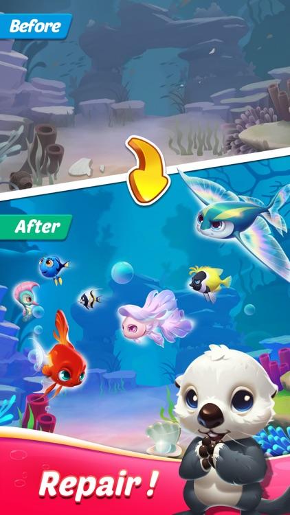 Fish Match - Home Design screenshot-3